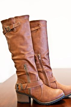What She Wants Boots