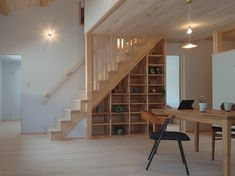 Storage Under Staircase, Stairs, Loft, Furniture, Home Decor, Building Homes, Stairway, Decoration Home, Room Decor