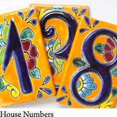 House Numbers #blackfriday