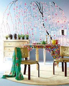 Decoraciones de la boda hippie en pinterest bodas de - Decoracion hippie ...