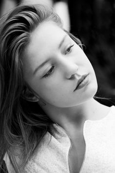 Adele Exarchopoulos ♥ does anyone else hear Angels singing?