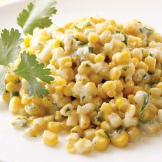 Coconut Creamed Corn - Coconut Milk Corn Recipes - Delish.com