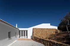 Casa en Vale de Margem,© Fernando Guerra   FG+SG