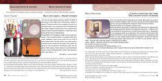 "Ivano Valeri's ""Short Stories"" and Mena Senatore's ""The Ancient Scent of Books""."