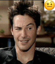 Face with Raised Eyebrow 🤨 Keanu Reeves Pictures, Keano Reeves, Keanu Charles Reeves, Baba Yaga, Number Two, Beautiful Boys, Emoji, Eyebrows, Dreams