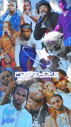 Pop Smoke Wallpaper 💫💫