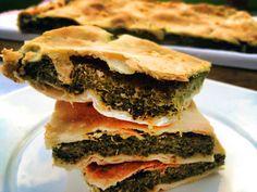 Erbazzone reggiano. Scopri la ricetta su www.ilsalottoculinario.it