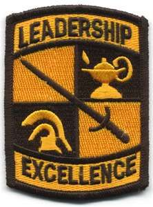 while I'm in college i would like to be part of the Army ROTC programs so i can leader others.