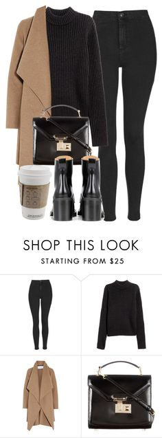 """Untitled #6183"" by laurenmboot ❤ liked on Polyvore featuring Topshop, Harris Wharf London, Rebecca Minkoff and rag & bone"