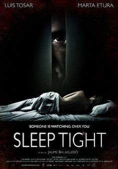 Sleep Tight review  http://www.thelairoffilth.com/2012/10/filthy-review-sleep-tight.html