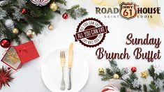 Join us every Sunday for our All You Can Eat Brunch!   Adults: 16.99 / Kids 3-12: 7.99 / Kids under 3: 1.99  Hot Food Table: biscuits, andouille sausage gravy, hash browns, scrambled eggs, bacon, pork sausage, andouille sausage, hash brown casserole, Cajun grits, cheddar grits, mac & cheese, cream corn souffle, southern style green beans, catfish, fried chicken, pulled pork, rib tips & much more  Sweets Table: assorted cakes, cookies, bread pudding, beignets, apple puff & fresh fruit when in… Brunch Menu, Sunday Brunch, Corn Souffle, Southern Style Green Beans, Rib Tips, Hash Brown Casserole, Creamed Corn, Sausage Gravy, Hash Browns