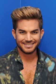 Pic Post: Adam Lambert Melts Miami - thebacklot.com