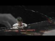 "Yiruma's ""River Flows in You"" -- actual concert video. Loveliness and light. http://www.youtube.com/watch?v=1p_ebSseEq8"