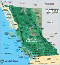 British Columbia, Canada. Where I grew up