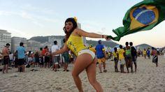 Brasil 2014: las incidencias caletas e insólitas del día 23 del Mundial - http://futbolonlinetv.wordpress.com