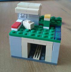 Lego minecraft micro