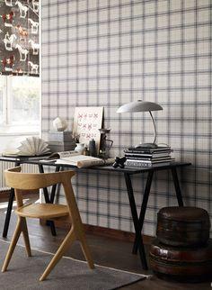 Tapete Miro - Vintage Tapete von Sanderson | Pinterest | Retro ...