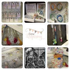 Sew Inspiring is all stocked up and raring to go...  Lots of lovely pastels and brights for spring.  And also some little trinket boxes I've made using Cath Kidston and retro fabric...perfect for putting your Button treasure in.  All available NOW at Sew Inspiring, Tickford Arcade, Newport Pagnell   #jewellery #jewelry #silver #handmade #original #sewinspiring #newportpagnell #buttons #treasure #cathkidston #retro   www.thebuttonprincess.co.uk