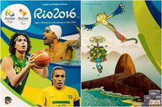 Brazil Olympic Games 2016: Rio 2016 lança álbum de figurinhas dos Jogos Olímp...