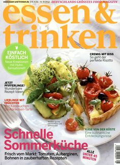 essen & trinken Heft 8/2012