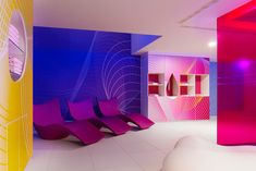 Institute for Y2K Aesthetics — Hotel Nhow Berlin - Karim Rashid (2010)