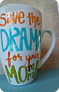 Design Your Own Mug :)