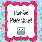 Use these cute owls to help your children to build knowledge of place value to 100.  This set includes ten frames and