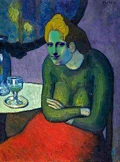 Mona Lisa - Pablo Picasso
