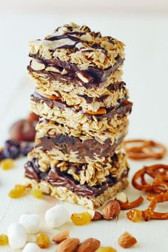 Recipe: No-Bake Salted Chocolate Oatmeal Bars — Quick and Easy Baking