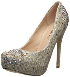 f41ea90ad286 Fabulicious Women s Destiny 06R Platform Pump. Heel Height. Women s Shoes