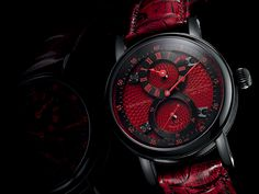 By Jovan Krstevski The Flying Regulator Red Passion by Chronoswiss is by all means an extravagant watch, we mean literally the pumped up version of the Flying Regulator. And more, this unique version also uses stainless steel