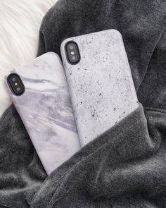 Sweater weather Shadow Marble & Cement case for iPhone X, iPhone 8 Plus / 7 Plus & iPhone 8 / 7 from Elemental Cases #elementalcases #shadowmarble #cement #marble available for #iPhoneX #iPhone8Plus #iPhone8