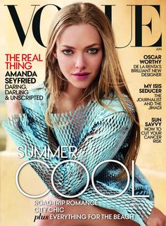 Amanda Seyfriend, Vogue June