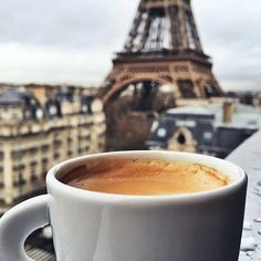 Miss you Paris☕`