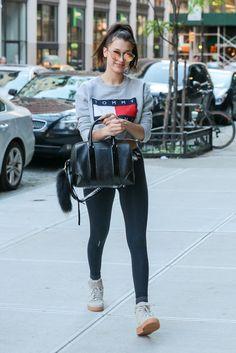 Le CV mode de Bella Hadid | Glamour