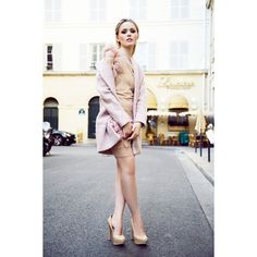 KAYTURE: GIVEAWAY : FROM PARIS WITH DIMA AYAD ❤ liked on Polyvore