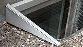 Custom Basement Window Well Covers