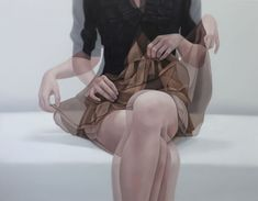 Painting by Ho Ryon Lee