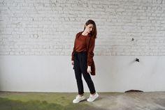 zosiarome: Adidas Superstars  rusty colours