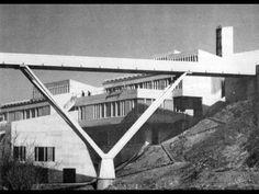 Kingsgate Bridge, Durham. Ove Arup & Partners, 1963