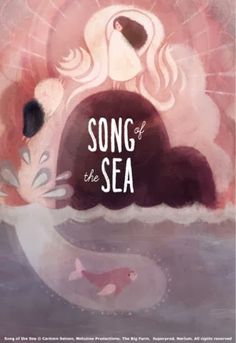 Song of the Sea - an animated feature film