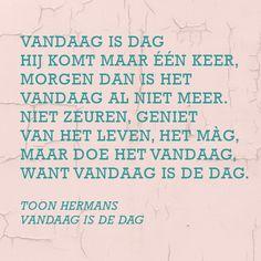 Toon Hermans Poem