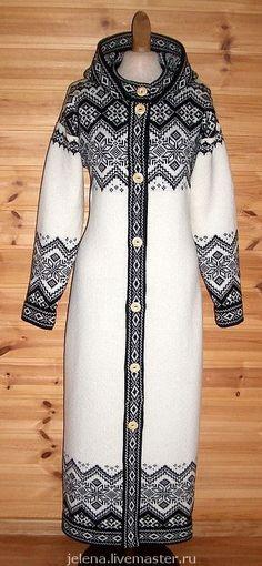 Пальто с капюшоном-2