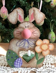 Easter bunny decoration easter decor gift mom gift springthyme hey i found this really awesome etsy listing at https easter gifteaster decoreaster bunnymom negle Choice Image