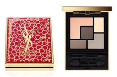 YSL Chinese New Year Couture Palette for Spring 2015