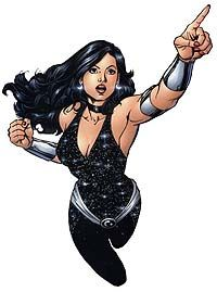 The religion of Wonder Girl (Donna Troy)