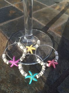 Hey, I found this really awesome Etsy listing at https://www.etsy.com/listing/237878788/wine-charmswine-glass-charms-wine-glass
