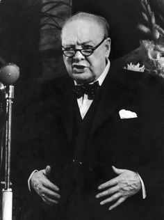 """His domestic priorities were, however, overshadowed by a series of foreign policy crises, which were partly the result of the continued decline of British military and imperial prestige and power. Being a strong proponent of Britain as an international power, Churchill would often propose to meet such crises with direct action. In 1941, during World War II, he had stated, """"I did not become Prime Minister to preside over a dismemberment of the British Empire."""""""