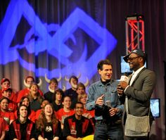 wil.i.am, dean kamen and first robotics