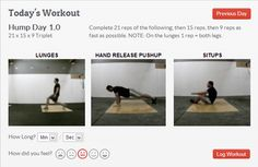 #Workout #CrossFit #BodyWeight